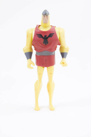Mattel DC Super Heroes Justice League Unlimited Shining Knight action figure