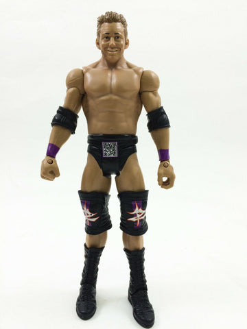 2013 Mattel WWE Wrestling Basics Series 24 Zach Ryder action figure