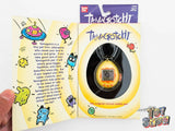Vintage 1996 1997 Bandai Tamagotchi Japanese ed. NEW MINT SEALED MISB - Yellow
