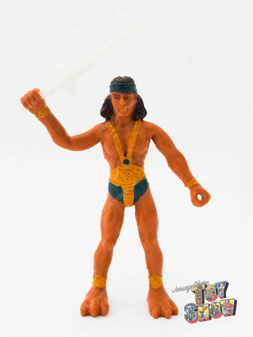 Vintage 1983 Arco Other World Raidy King of the Jipps action figure MOTU He-Man