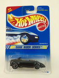 1994 Mattel Hot Wheels #299 Dark Rider Series #3 Silhouette II mint on card MOC