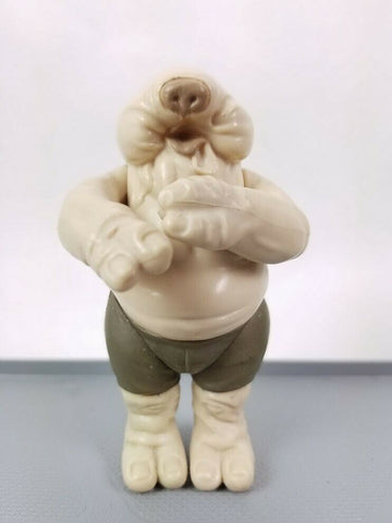 Vintage 1984 Kenner Star Wars Droopy McCool action figure - Hong Kong COO