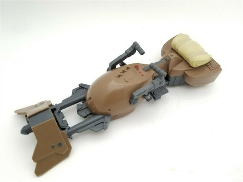 2011 Hasbro Star Wars Jedi Force Playskool Heroes Speeder Bike vehicle