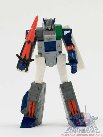 2001 Takara Japanese Transformers SCF PVC Act 3 Chase Fortress Maximus figure