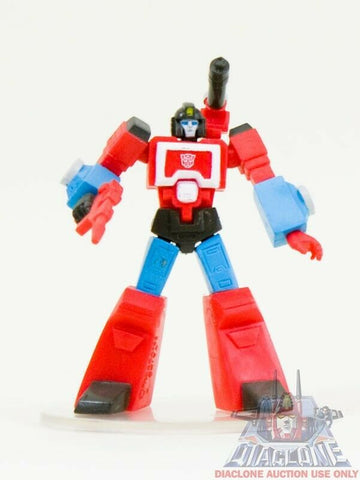 2001 Takara Japanese Transformers SCF PVC Act 7 Perceptor figure