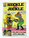 Vintage 1966 Dell Heckle and Jeckle comic book #1 - P (poor)