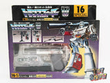 Takara Japanese Transformers G1 16-S Megatron reissue mint in sealed box MISB