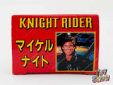 Vintage 1982 Kenner Knight Rider Michael Knight action figure MIB Japanese box