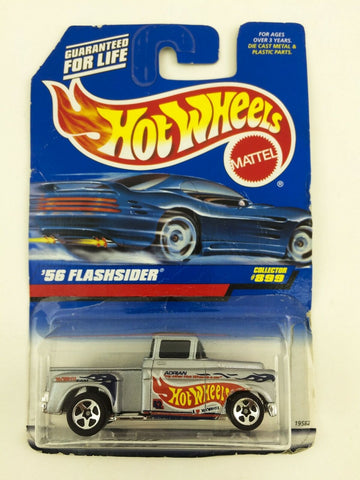 1998 Mattel Hot Wheels #899 56 Flashsider mint on card MOC - Thailand