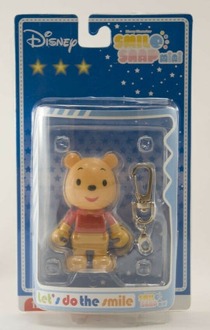 Disney Japan Smile Snap Mini Winnie the Pooh figure MOC