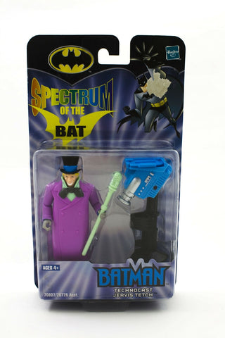 Batman Spectrum of the Bat Technocast Jervis Tetch The Mad Hatter action figure