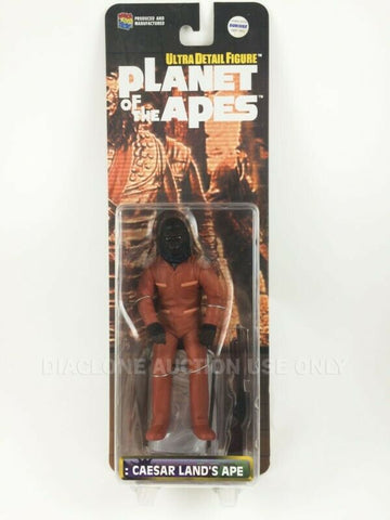 Medicom Planet of the Apes POTA Ultra Detail Caesar Land's Ape action figure