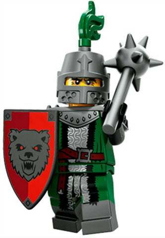 2016 LEGO #71011 Minifigures Series 15 #3 Frightening Knight minifig
