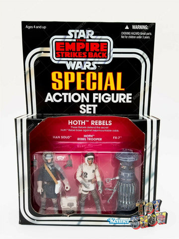 Hasbro Star Wars Vintage Collection Special Action Figure Set - Hoth Rebels