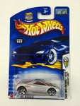 2003 Mattel Hot Wheels #027 First Editions 15/42 Cadillac Cien mint on card MOC