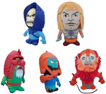Comic Images He-Man Masters of the Universe MOTU Super Deformed plush set of 5