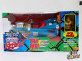 2000 ToyBiz WCW Wrestling Road Rebels Hulk Hogan action figure & vehicle MISB
