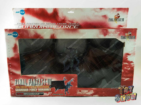 1999 Kotobukiya ArtFx Final Fantasy VIII #7 Guardian Force Bahamut figure MISB