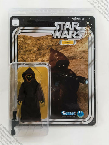 Gentle Giant Jumbo Vintage Star Wars Jawa action figure MIP - Kenner 1978
