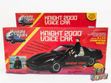 Vintage 1982 Kenner Knight Rider Knight 2000 Voice Car vehicle mint in box MIB