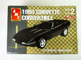 2005 AMT 1/25 1994 Corvette Convertible model kit in original box USED