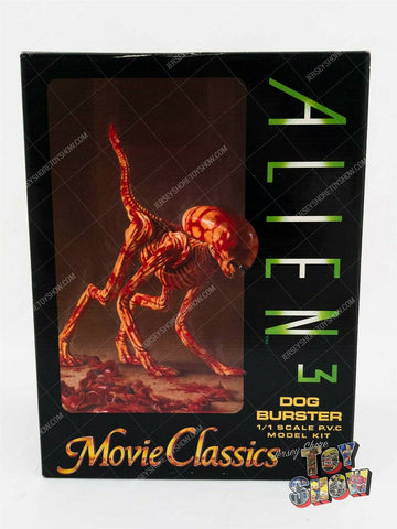 1992 Halcyon Alien 3 Dog Burster 1/1 scale PVC model kit mint in box MIB