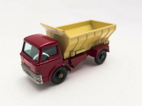 Vintage 1966 Lesney Matchbox England 70b Ford Grit-Spreading Truck 1:64 diecast
