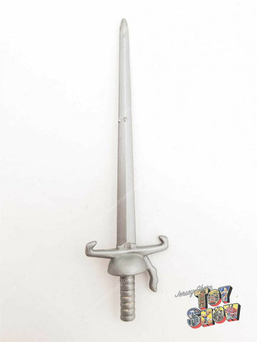 Vintage 1982 Remco Lost World of the Warlord Warlord action figure silver sword