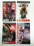 Marvel Death of Wolverine The Logan Legacy 2014 #1-3 - NM Canada Variant edition