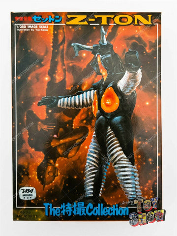 Bandai Japan Tokusatsu Collection #12 Ultraman Z-Ton model kit MIB unused Kaiju