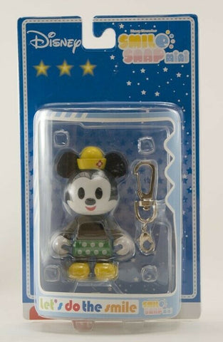 Disney Japan Smile Snap Mini Minnie Mouse figure MOC