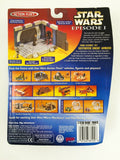 Galoob Star Wars Episode 1 Action Fleet Mini Scenes #2 Destroyer Droid Ambush