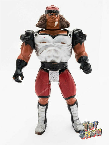 Vintage 1985 LJN Thundercats Series 2 Grune the Destroyer action figure - C7