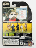 Kenner / Hasbro Japan Star Wars POTF2 Nien Nunb action figure MOC Japanese card