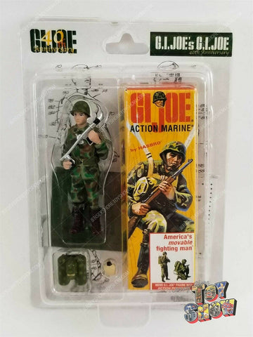 2004 Takara G.I. Joe 40th Anniversary Action Marine 1/35 miniature figure