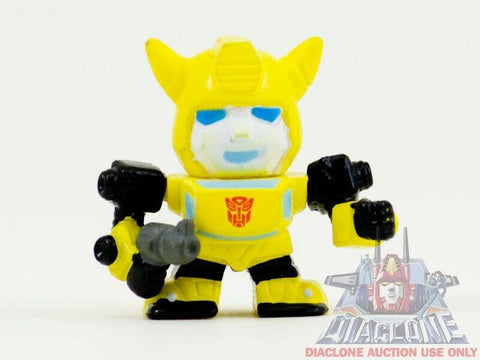 Japanese Transformers Q Robo Super Deformed SD G1 Bumblebee figure