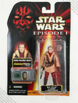 "1999 Hasbro Star Wars Episode 1 Ric Olie 3 & ¾"" action figure MOC"