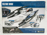 2011 Hasbro Star Wars The Clone Wars Vulture Droid vehicle