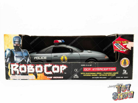 1994 Toy Island Robocop OCP Interceptor police car vehicle mint in box MIB