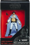 "Hasbro Star Wars Black Series Lando Calrissian (General) 3 & 3/4"" action figure"