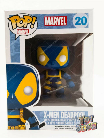 Funko POP! Marvel #20 X-Men Deadpool vinyl figure MIB