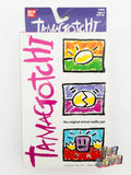 Vintage 1996 1997 Bandai Tamagotchi Japanese ed. NEW MINT SEALED MISB - Purple