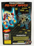 Vintage 1998 Hasbro Transformers Beast Wars Transmetals Optimal Optimus MIB NEW