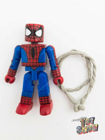 2003 Marvel Minimates Spider-Man figure - excellent / near mint