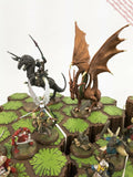2004 Milton Bradley Heroscape Master Set #1 Rise of the Valkyrie game - NM / M