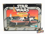 Vintage 1978 Kenner Star Wars Land Speeder vehicle in original box MIB
