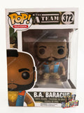Funko POP! Television #372 The A-Team B.A. Baracus figure MIB VAULTED - Mr. T