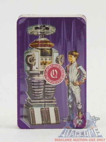 Vintage 1966 Lost in Space Japanese playing cards mint in box sealed