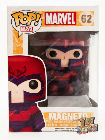 Funko POP! Marvel X-Men #62 Magneto vinyl figure MIB