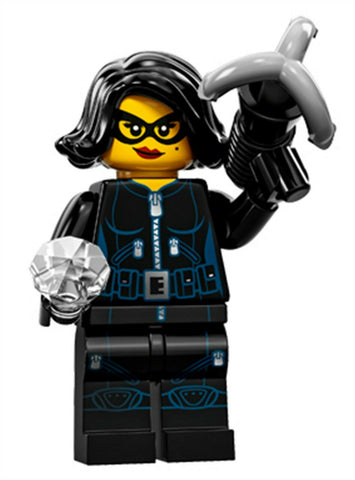 2016 LEGO #71011 Minifigures Series 15 #15 Jewel Thief minifig